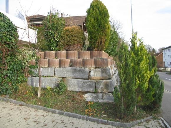 Ein neuer Garten